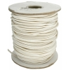 Elastic Cord Large White 3mm